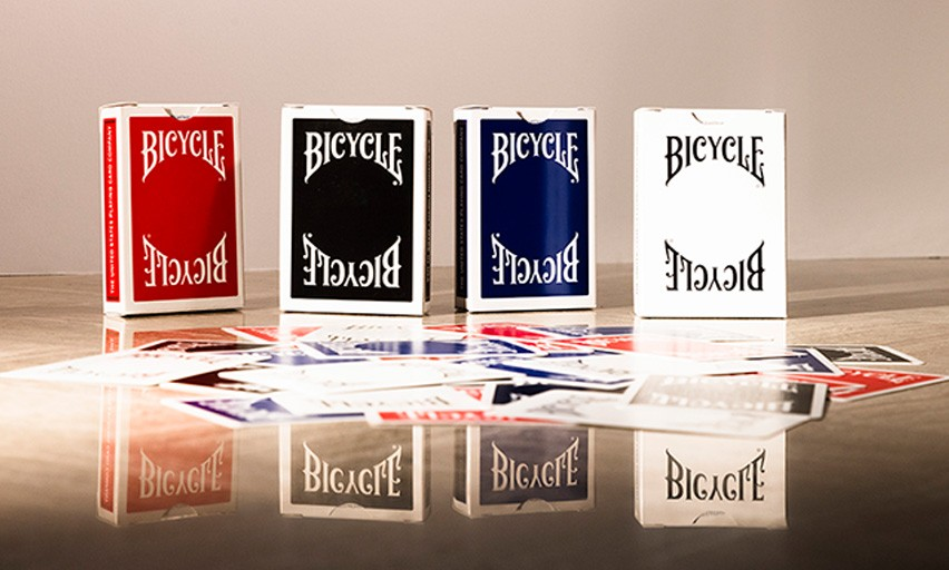 Bicycle Insignia Back