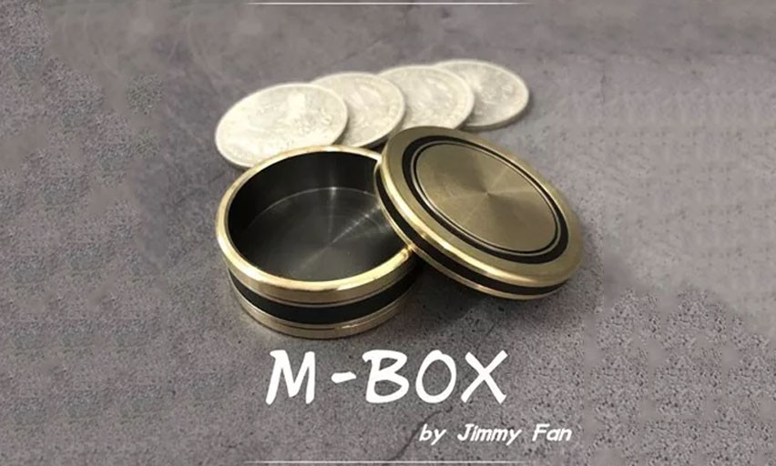 M-Box by Jimmy Fan
